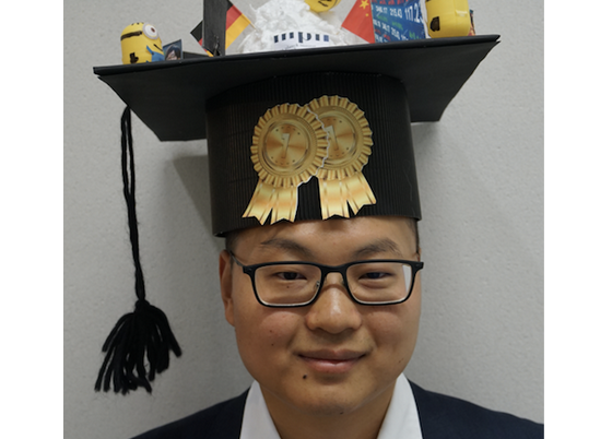 Xucong Zhang defends his PhD thesis